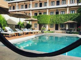 Hotel photo: Casa Lucia Hotel Boutique