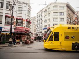 Hotel photo: Istanbul Sirkeci Hotel