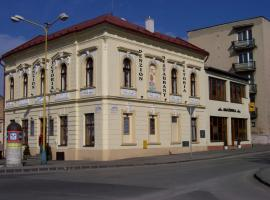 Hotel near Zvolen