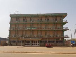 Hotel near Wagadugu
