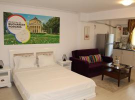 Hotel near Bucharest