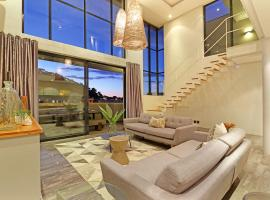 Hotel photo: Luxurious Penthouse Apartment in Colourful Bo Kaap
