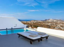 Hotel Photo: Carpe Diem Santorini - Small Luxury Hotels of the World