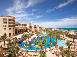 Hotel photo: Mövenpick Resort & Marine Spa Sousse