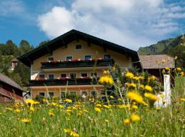 Hotel photo: Pension Waldhauser
