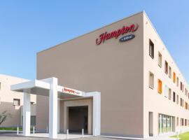 Hình ảnh khách sạn: Hampton By Hilton Rome East