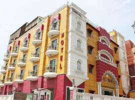 Hotel photo: OYO 1835 Sun Hotel Agra
