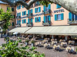 Hotel Photo: Albergo Carcani