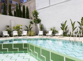 Hotel Foto: Aspasios Garden Apartments