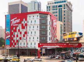 Hotel photo: Tune Hotel Kuala Lumpur