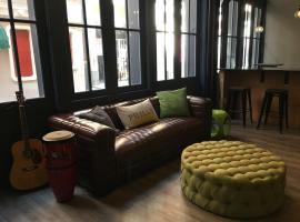 A picture of the hotel: Apple Hostels of Philadelphia