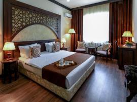 Hotel near Uzbekistán