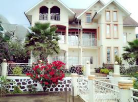 Hotel near Cyangugu