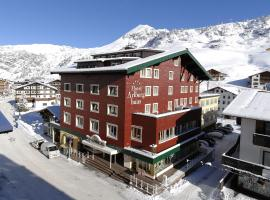 Hotel Photo: Arlberghaus
