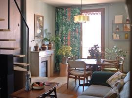 Hotel photo: Duplex de 56 m2 à Jean Macé