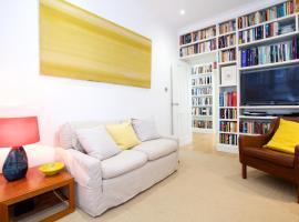 酒店照片: Lovely retro style 2 bedroom mins from Chelsea