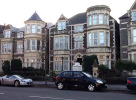 A picture of the hotel: Penrhys Hotel