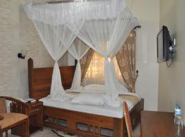 Hotel near Αρούσα