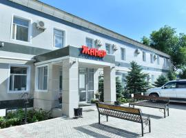 Hotel near Aqtöbe