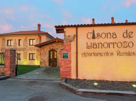 Hotel Photo: Casona de Llanorrozo Apartamentos Rurales
