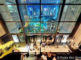 Hotel photo: Troika KLCC Luxury One Bedroom Suite