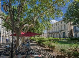 Hotel Photo: Appartement Canourgue - Première Conciergerie