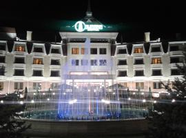 Hotel near Киргизия