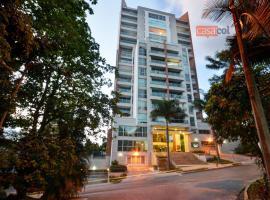 Hotel photo: Blux Apartamentos Medellin