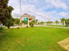 Hotel near Svay Rieng Province