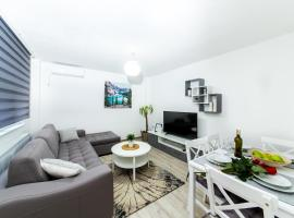 A picture of the hotel: Apartman Centar