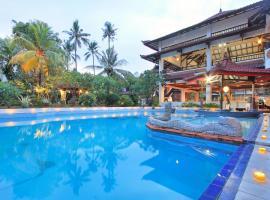 Hotel photo: Puri Naga Beachfront Cottages