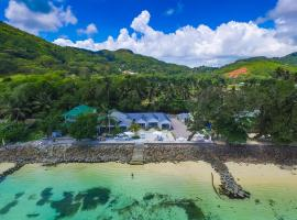 Hotel photo: Le Nautique Beachfront Apartments Mahe