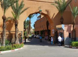 Hotel near Marrakesch
