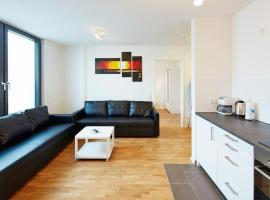 A picture of the hotel: City Apartment Stuttgart