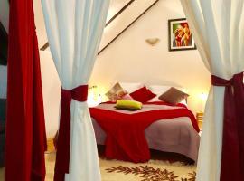 Hotel photo: Two Story Studio Apartment Goranka