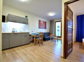 A picture of the hotel: Apartament Bema 38