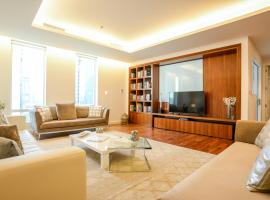 Hotel photo: Yallarent Limestone house DIFC - Luxurious and spacious 3BR