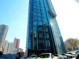 Hotel photo: Luxury Cloud Aparthotel Lanzhou