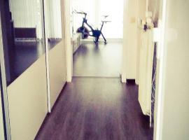 Hotel Photo: Schönes Einzimmer-Apartment im Herzen Bielefelds