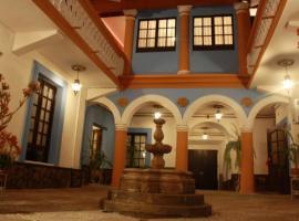 Hotel near Sucre