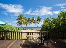 Hotel photo: Beach Front Vieques Apartment & Beach
