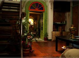 Hotel photo: Hostal Yepeto