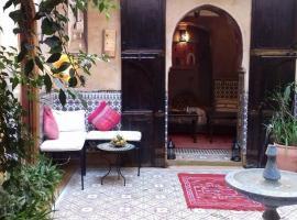 Hotel photo: Riad Mon Grigri