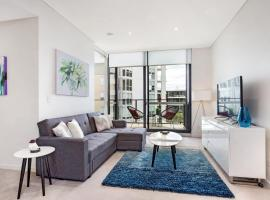 Hotel photo: North Ryde Modern One Bedroom Apartment (818 DEV)