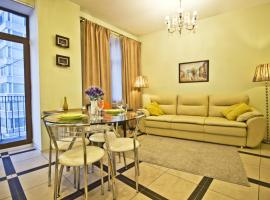 A picture of the hotel: Lakshmi Apartment Tverskaya 4