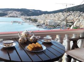 Hotel photo: Luxury Villa Simeonidi