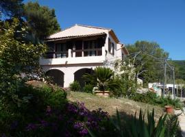A picture of the hotel: Le Balcon d'Azur