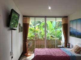 Hotel kuvat: Pai Yard Guest House
