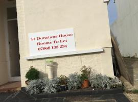 A picture of the hotel: St dunstans house