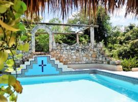 A picture of the hotel: Hacienda Santo Domingo
